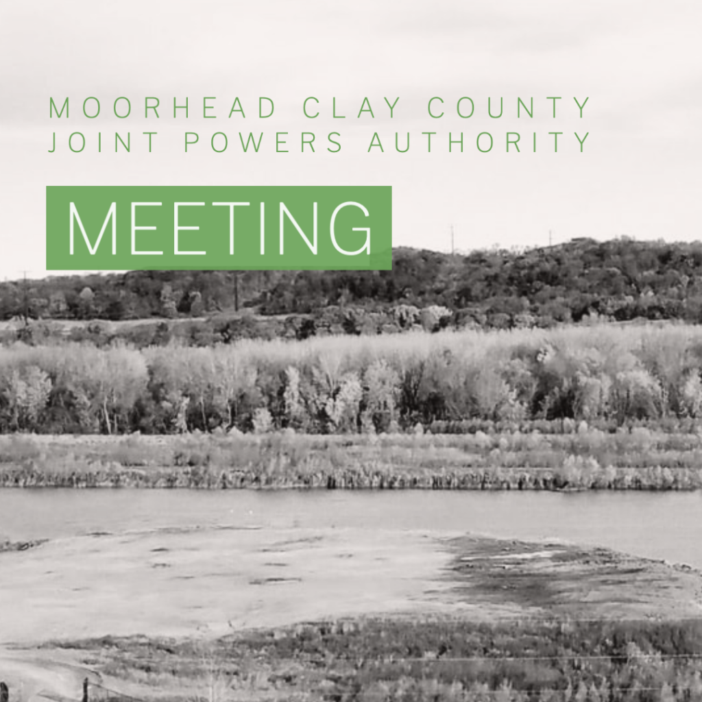 Moorhead Clay County Joint Powers Authority Meeting – August 2020