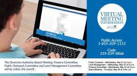 May Diversion Meetings Online
