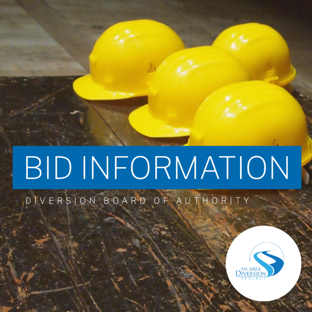 Invitation to Bid – Property Structure Mitigation – Phase 50E (WP 50E)