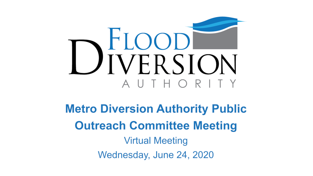 Public Outreach Committee Meeting – June 24, 2020