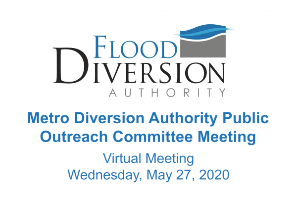 Public Outreach Committee Meeting – May 27, 2020