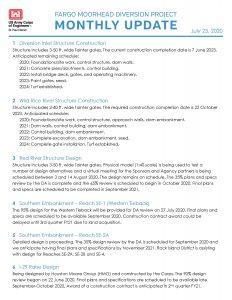 USACE July 2020 Update