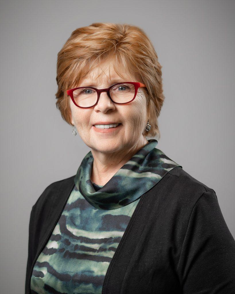 Fargo City Commissioner Arlette Preston