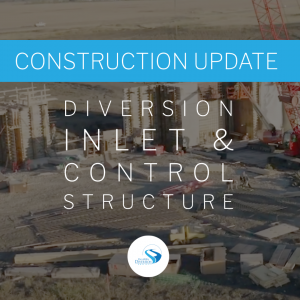 Construction Update // October 2020 Inlet and Control Site Flyover
