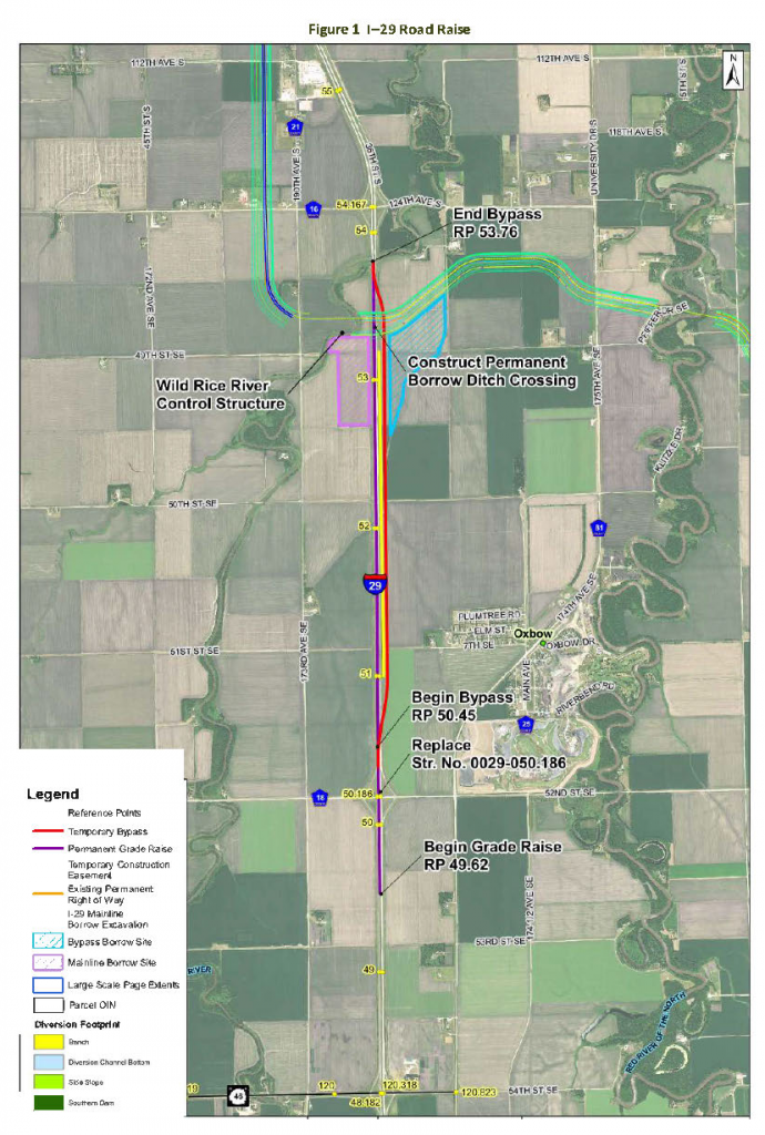 Interstate 29 Road Raise Project Ready for Construction