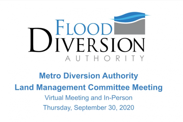 Land Management Committee Meeting – September 30, 2020
