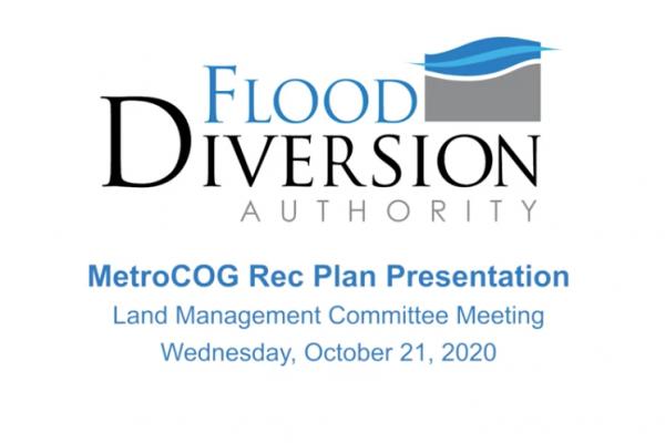 MetroCOG Rec Plan Presentation – October 21, 2020