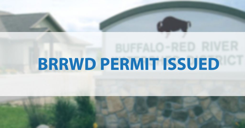 BRRWD grants permit for FM Area Diversion Project