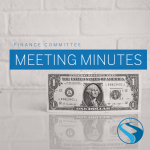 Finance Committee Special Meeting Minutes – February 10, 2021