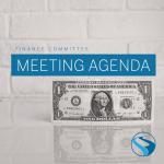 Finance Committee Meeting Agenda – February 24, 2021