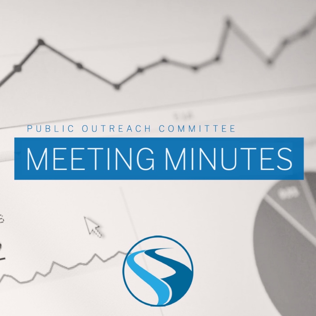 Public Outreach Committee Meeting Minutes – March 24,2021