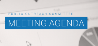 Public Outreach Committee Meeting Agenda – July 21, 2021