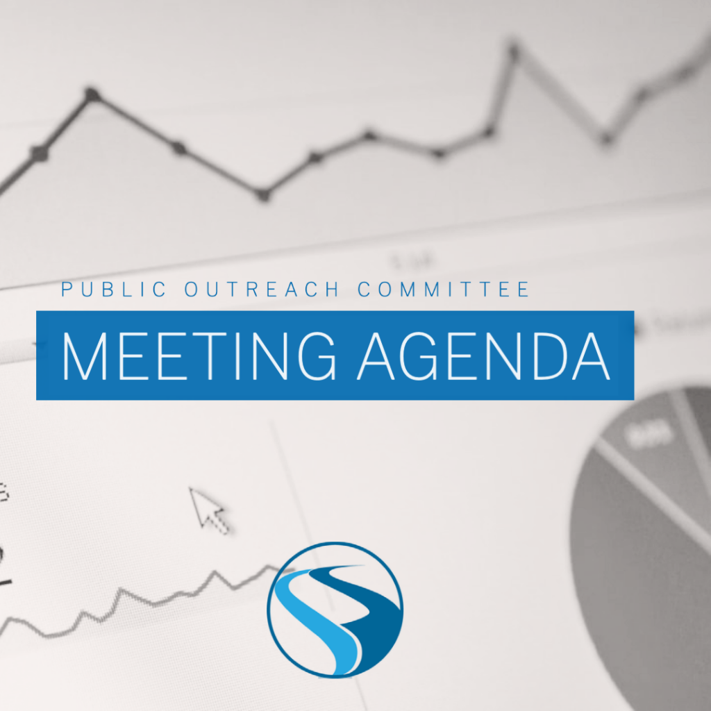 Public Outreach Committee Meeting Agenda – April 21, 2021