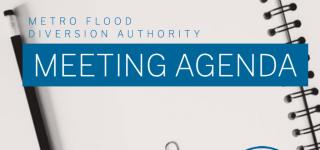 Metro Flood Diversion Authority Meeting Agenda – September 23, 2021