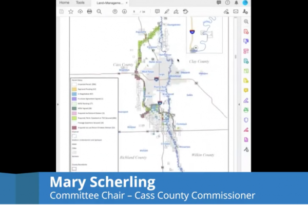 Diversion Land Management Committee Meeting – January 27, 2021