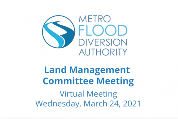 Diversion Land Management Committee Meeting – March 24, 2021