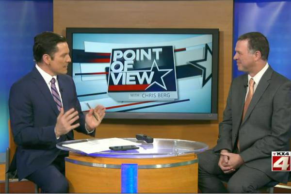 Joel Paulsen – Valley News Live POV Interview