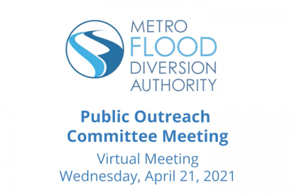 Diversion Public Outreach Committee Meeting – April 21, 2021