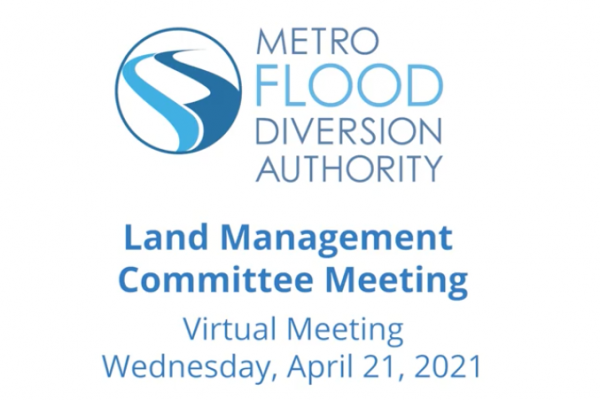 Diversion Land Management Committee Meeting – April 21, 2021