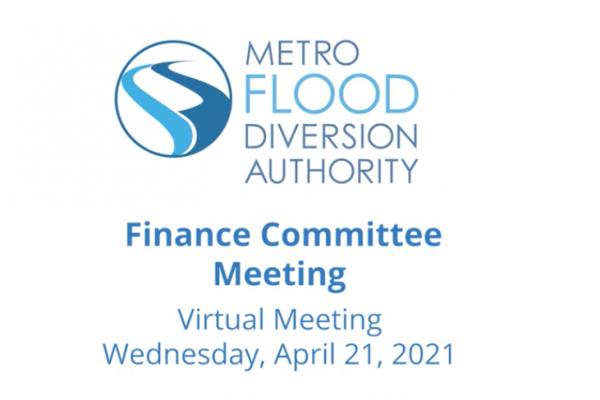 Finance Committee Meeting Video – April 21, 2021