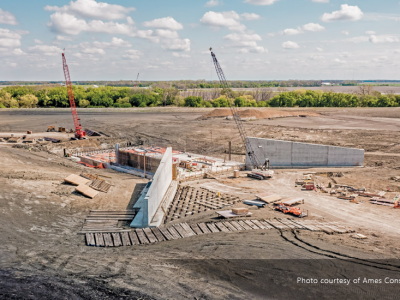 Wild Rice River Structure Will Help Tame Floods in the Red River Corridor