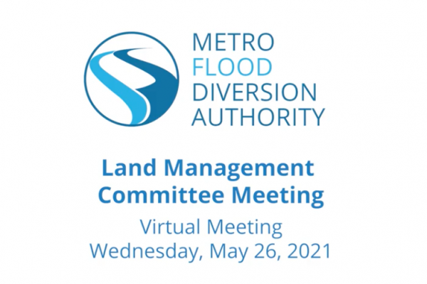 Diversion Land Management Committee Meeting – May 26, 2021