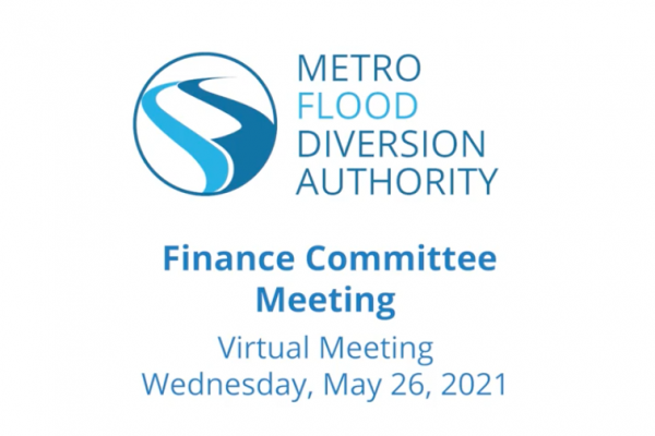 Finance Committee Meeting Video – May 26, 2021