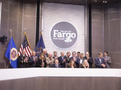 EPA Announces $569 Million WIFIA Loan for Flood, Climate Resilience in the Fargo-Moorhead Metropolitan Area