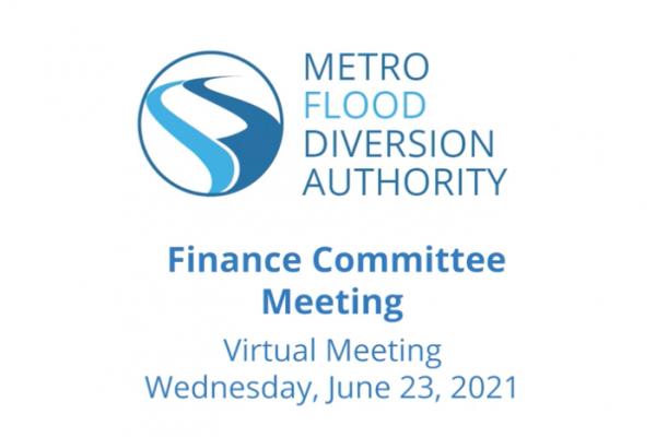 Diversion Board Finance Committee Meeting – June 23, 2021