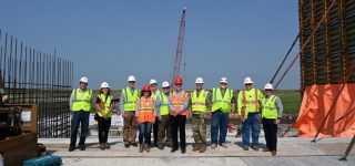 FM Area Diversion attracts national interest with visit from senior U.S. Army official